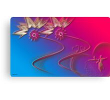 Dance Me to the End Of Love-Art + Design products Canvas Print