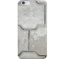 Gray Paving Stones iPhone Case/Skin