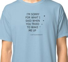 Honesty is the best policy Classic T-Shirt