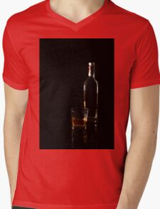 Pour Me A Glass Mens V-Neck T-Shirt