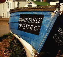 Whitstable Oyster Company by Ursula Rodgers
