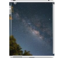 Milky Way from Boracay Island, Philippine  iPad Case/Skin