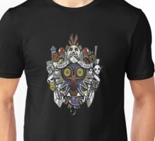 power of the mask crest Unisex T-Shirt