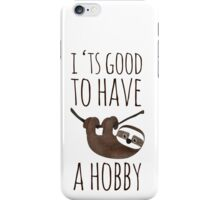 little sloth /Agat/ iPhone Case/Skin