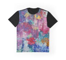Absract colored painting 3 Graphic T-Shirt