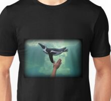 Penguin Toss Unisex T-Shirt