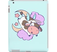 Cute Angel Cow iPad Case/Skin