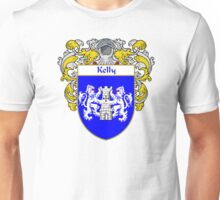 Kelly Coat of Arms/Family Crest Unisex T-Shirt