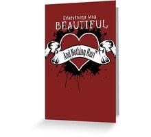 Vonnegut Greeting Card