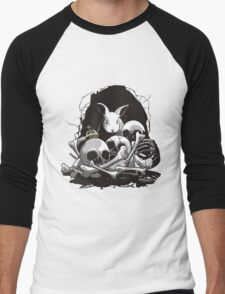 Beast of Caerbannog Men's Baseball ¾ T-Shirt