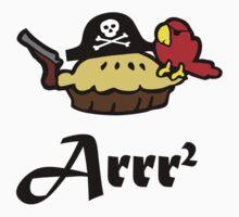 Pie Arrr Squared Kids Clothes