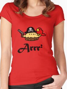 Pie Arrr Squared Women's Fitted Scoop T-Shirt