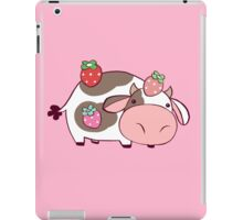Strawberry Cow iPad Case/Skin