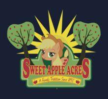 Sweet Apple Acres One Piece - Short Sleeve