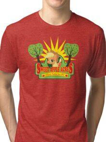 Sweet Apple Acres Tri-blend T-Shirt