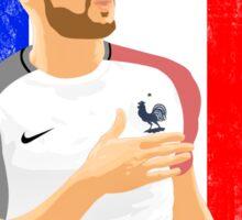 FRANCE EURO 2016 Sticker