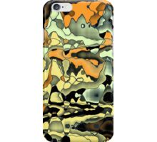 Rusty abstract iPhone Case/Skin