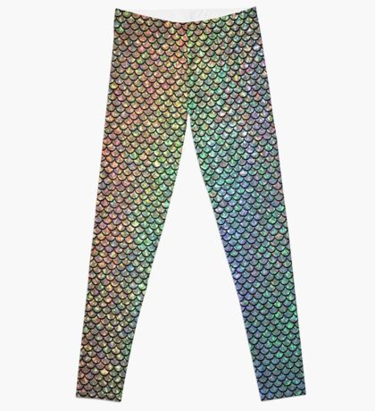 Rainbow Mermaid Leggings