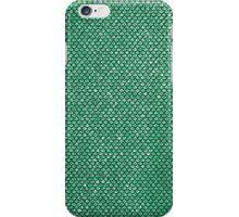 Green Mermaid iPhone Case/Skin