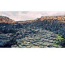 Ireland - The Giants Causeway Photographic Print