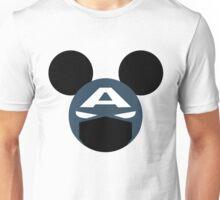 > captain mouse Unisex T-Shirt