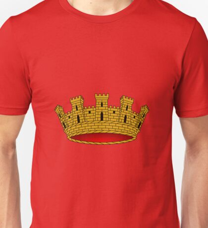 Crown of Wall Unisex T-Shirt