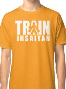 TRAIN INSAIYAN (Deadlift Iconic) Classic T-Shirt