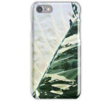 Alocasia Araceae iPhone Case/Skin