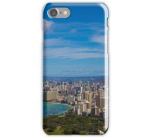 Oahu, Hawaii iPhone Case/Skin