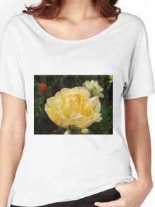 Spring Flower. Women's Relaxed Fit T-Shirt