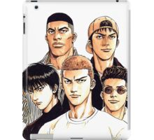 Slam Dunk #02 iPad Case/Skin
