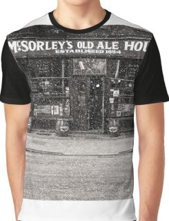 McSorley's Old Ale House Graphic T-Shirt