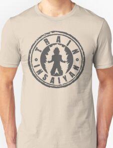 TRAIN INSAIYAN (Crest) Unisex T-Shirt