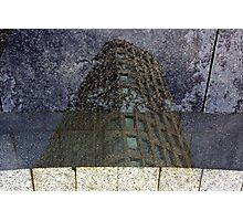 Business reflections Photographic Print