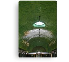 Belle Isle Aquarium Ceiling 2 Canvas Print