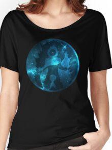 Yin Yang (Super Saiyan God) Universe Symbol Women's Relaxed Fit T-Shirt