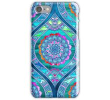 Radiant Boho Color Play iPhone Case/Skin
