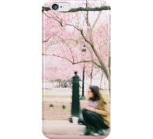 Washington Cherry Blossoms iPhone Case/Skin