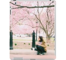 Washington Cherry Blossoms iPad Case/Skin