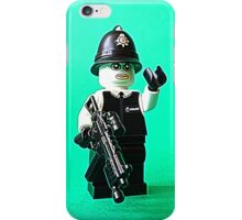 Off to the Secret Policeman's Ball! iPhone Case/Skin