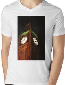 Big Ben Mens V-Neck T-Shirt