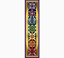 Chakra Ascension Banner Classic T-Shirt
