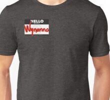 Wynonna Tag Unisex T-Shirt