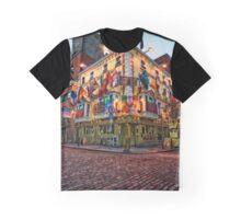 Ireland - Pub in Dublin Graphic T-Shirt