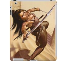 Dewa, Desert Warrior iPad Case/Skin