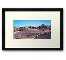The Geologist Framed Print