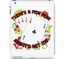 Poker Fish iPad Case/Skin