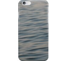 Chill waves iPhone Case/Skin