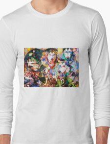 A Husky Called Shiva T-Shirt