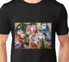 A Husky Called Shiva Unisex T-Shirt